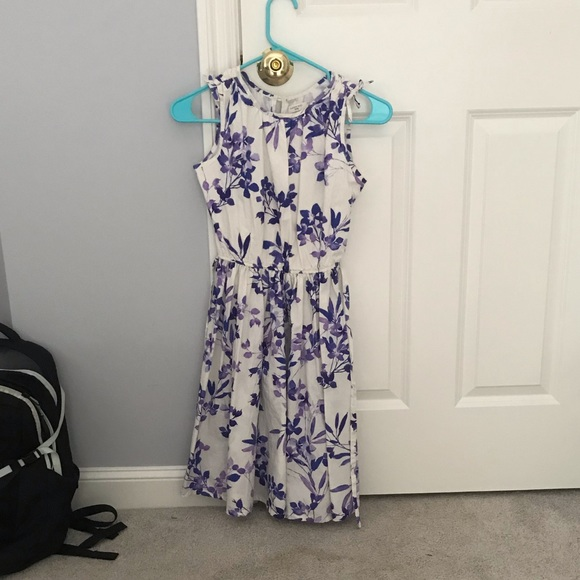 Lands' End Other - Purple Floral Dress